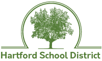 Logo for Hartford School District Vermont
